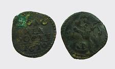 BOLOGNA - PAOLO V 1605-1621 -AE/ QUATTRINO 1610