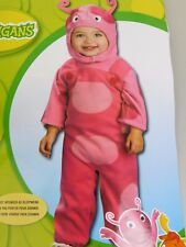 Nick Jr. Backyardigans Newborn Baby Uniqua Halloween Costume 0-9 Months #5106