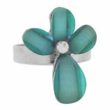 Unbranded Turquoise Alloy Statement Costume Rings