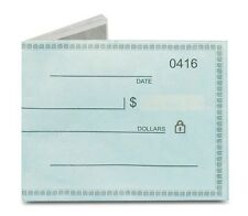 TYVEK Checkbook Cheque Design Men's Mighty Wallet Dynomighty Wallets Gift DY-684