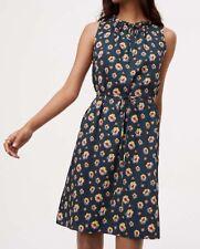 NWT Ann Taylor LOFT Floral Print Shift Dress Size SP