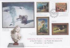 Canada 2014 #Special Event Cover S101 Art Gallery of Hamilton
