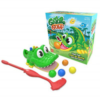 Goliath Games Gator, Play-at-Home Mini Golf, Game for Kids Aged 4+, 27 x 27 x cm