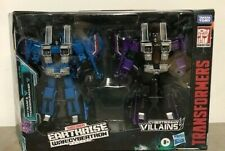 WFC-E29 Transformers War for Cybertron Earthrise SKYWARP THUNDERCRACKER Villains