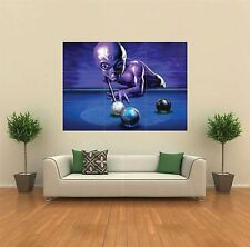 ALIEN HORROR SNOOKER PLANETS NEW GIANT POSTER WALL ART PRINT PICTURE G104