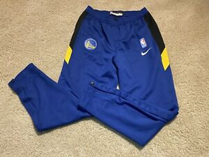Nike Nba Player Issue Warm Up Pants Snap On Off Sz 2XL-T AV0841-495