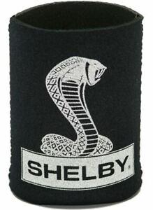 Koozie  - Shelby Snake Logo Black Magnetic Back! * Ships Worldwide & FREE to USA
