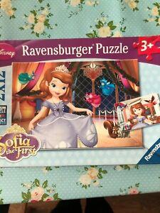Princess Sofia puzzle