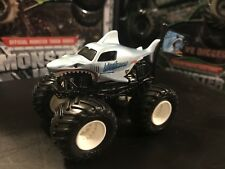 Hot Wheels Monster Jam Truck 1/64 Die-cast Metal Megalodon Rare Complete Shark