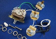 Fender Player Strat CTS POTS 5 SWITCH Stratocaster Guitar  for  HSS PUs