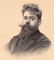 Portrait Louis TINAYRE Neuilly sur Seine Peintre Peinture Albert 1er de Monaco
