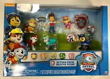 Paw Patrol Action Pack Rescue Team #2 Exclusive Figure 6-Pack [with Everest!]