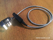 Audio Note sogon Audiophile gros câble