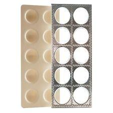 Norpro 1040 Jumbo Ravioli Maker With Press Pasta Dough Mold Tool