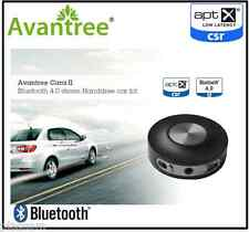 aptX Bluetooth car kit Bluetooth V4.0 Hands Free plug into your radio Superb