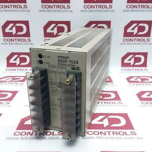 S82F-1524 | Omron | Power Supply Input: 100-240VAC, 3.5A, 50/60Hz Output: 24V...