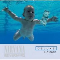 "NIRVANA ""NEVERMIND (REMASTERED) DELUXE VERSION""2 CD NEW!"
