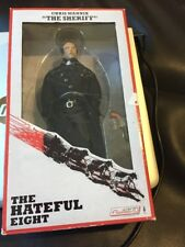 "NECA The Hateful Eight Sheriff Chris Mannix (The Sheriff) 8"" Figure Tatty Box"