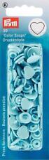 Herz Druckknöpfe Color Snaps 393320 h'blau 12,4 mm Prym nähen stricken Knopf