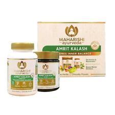 Maharishi Amrit :: Amrut Kalash 600g Paste & 60 Tab (New Packaging) Free Ship