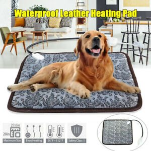 Pet, Cat, Dog, Puppy Heated Pad bed, 20w Heat Pad,  Electric mat Pet care