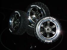 1/10 RC CAR WHEELS/TIRES *Vaterra v100/Traxxas 4tec/vxl/brushless/hpi/rs4/sprint