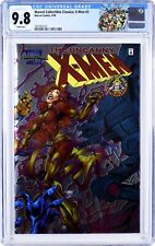 Marvel Collectible Classics: X-Men #3 ~ CGC 9.8 WHITE PAGES ~ Chromium Cover 137