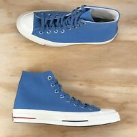 Converse Chuck Taylor All Star 70 Hi Top Blue Red White USA Shoes 160491C Size 9