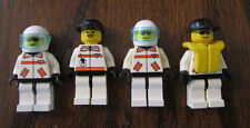 Vintage LEGO RES-Q Minifigures -  Lot of 4