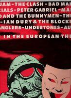 The Jam/Clash/Specials/Stranglers/Undertones/Madness/XTC/The Beat AUSSIE LP