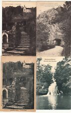 Lot 4 cartes postales anciennes JURA ARBOIS 2