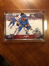 2017-18 UD Hockey Series 1 Winter Classic Jumbo Card #WC-3 Robby Fabbri