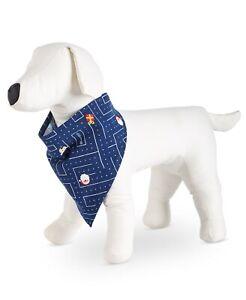 Matching Family Pajamas Race for Presents Gaming Dog-Pet Bandana - S/M #4481