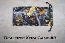 Pipe Sock Camouflage Drawstring Bag  RealTree Xtra Camo #3
