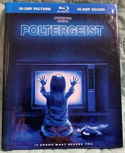 Poltergeist Blu-ray Disc, DigiBook / 25th Anniversary Deluxe Edition