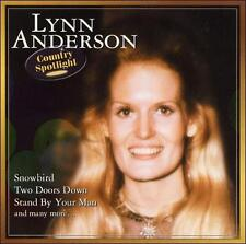 Country Spotlight - Music CD - Anderson, Lynn -  2000-06-27 - Direct Source Labe