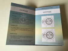 GRAHAM - Operating instructions - Passport - Chronofighter R.A.C. Column Wheel