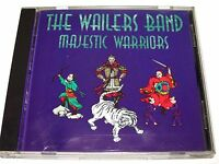 cd-album, The Wailers Band - Majestic Warriors, 12 Tracks