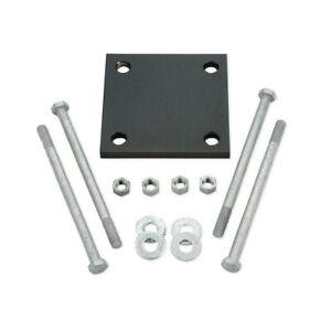 Trex Railing Post Attachment Hardware for Deck Surface Aluminium