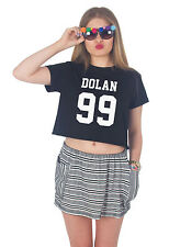 Dolan 99 Crop Top Summer Fashion Fangirl Twins Brothers Ethan Grayson Tumblr