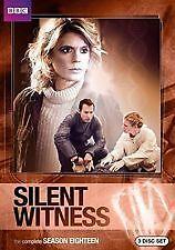 Silent Witness Season Series18 DVD - Over 9 Hours ENGLISH SUBTITLES - BRAND NEW