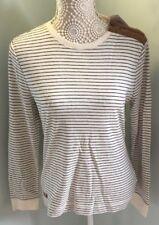 Bnwt Ralph Lauren Ladies Designer Long Sleeves T Shirt Large RRP £65.00