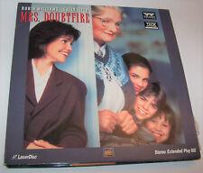 Vintage 1994 MRS. DOUBTFIRE Laserdisc Movie - Video Disc - Robin Williams