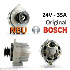 BOSCH Generator 9120144120 0120489192 Hanomag RVI Renault MAN Scania MWM Pegaso