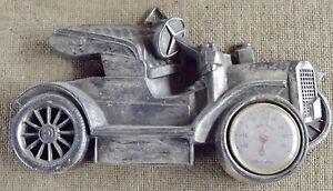 Ancien tulip Brandantimony ware 1909 opeldoktor-Wagon  thermomètre