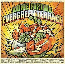 EVERGREEN TERRACE - EVERGREEN TERRACE VS. XONE FIFTHX NEW CD