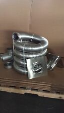 Chimney Liner Kit - 6  Inch X 25 Ft - NEW Smooth Wall