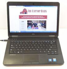 """Lot of 5 - Dell Latitude E5440 14"""" Laptop - i5-4300U 1.9GHz 8GB 320GB"""