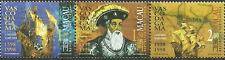 Macau - Vasco da Gama Dreierstreifen postfrisch 1998 Mi. 965 I - 967 I