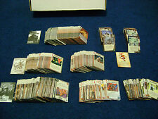 RARE BULK LOT OF DEAD LANDS 1998 CARD GAME CARDS (over 1000 CARDS)